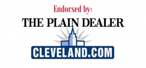 Andrew J Santoli Endorsed by The Plain Dealer